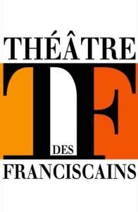 logo théâtre des franciscains
